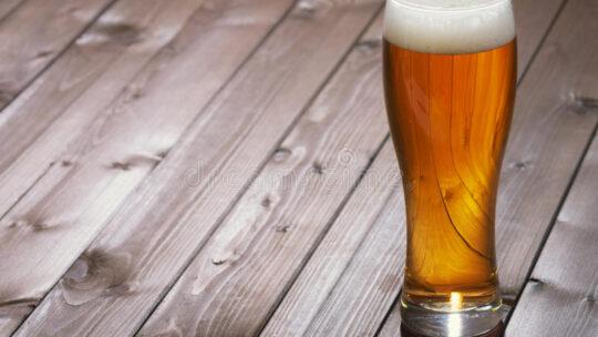 Hoegaarden er en hygge øl